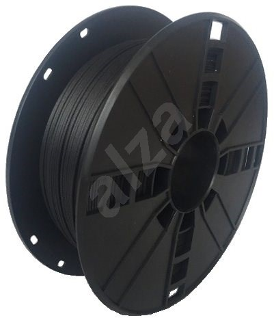 Gembird Filament PLA karbonová - Filament