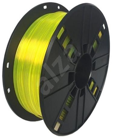 Gembird Filament PETG žlutá - Filament