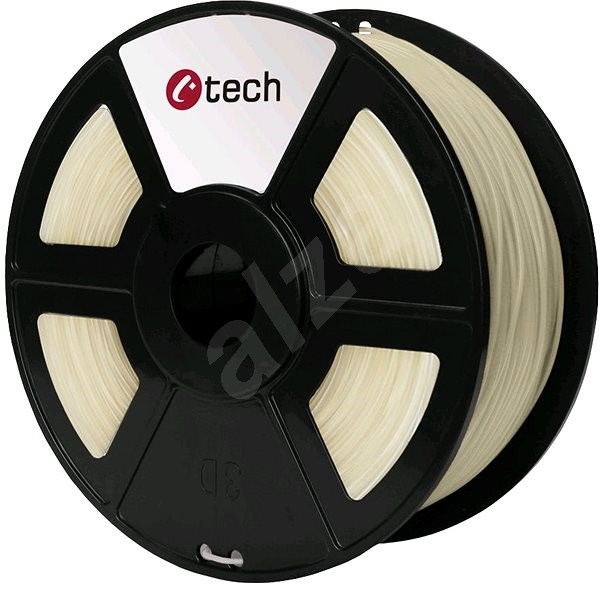 C-TECH Filament PLA transparentní - Filament