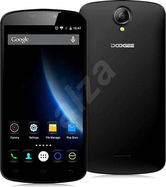 Doogee X6 Pro černý - Mobilní telefon