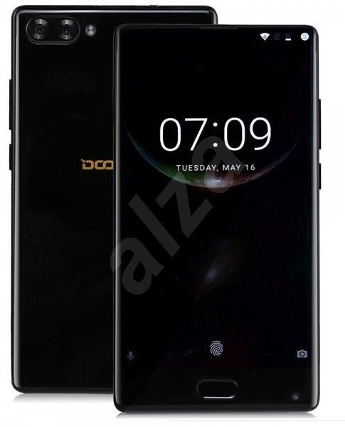 Doogee Mix 4GB Dazzle Black - Mobilní telefon