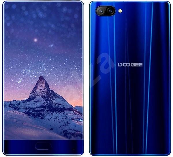 Doogee Mix 4GB Aurora Blue - Mobilní telefon