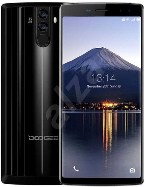 DOOGEE BL12000 PRO Dual SIM LTE Černý - Mobilní telefon