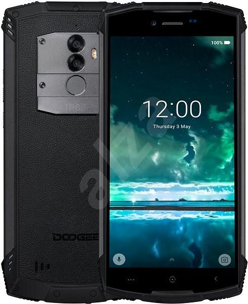 Doogee S55 Lite černá - Mobilní telefon