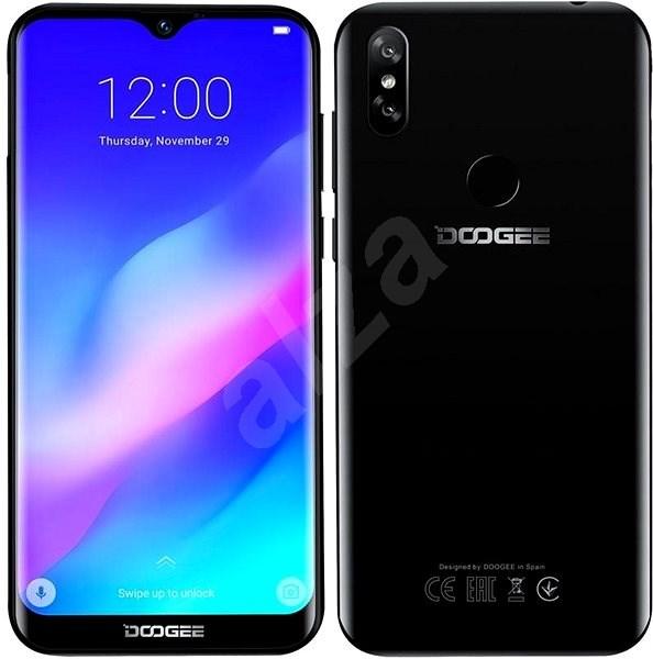 Doogee Y8 Plus černá - Mobilní telefon