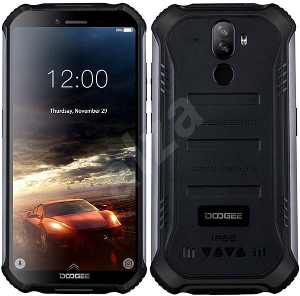 Doogee S40 32GB černá - Mobilní telefon