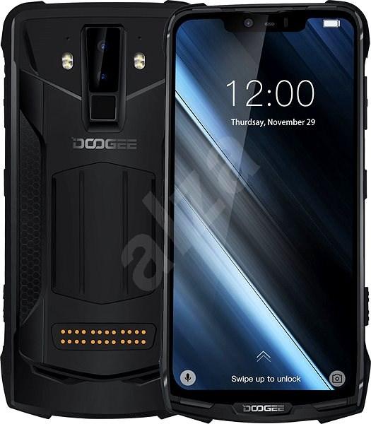 Doogee S90 černá Super Set - Mobilní telefon