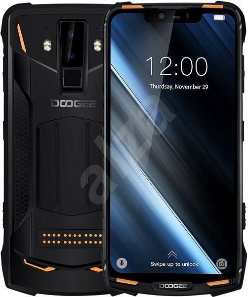 Doogee S90 oranžová Super Set - Mobilní telefon