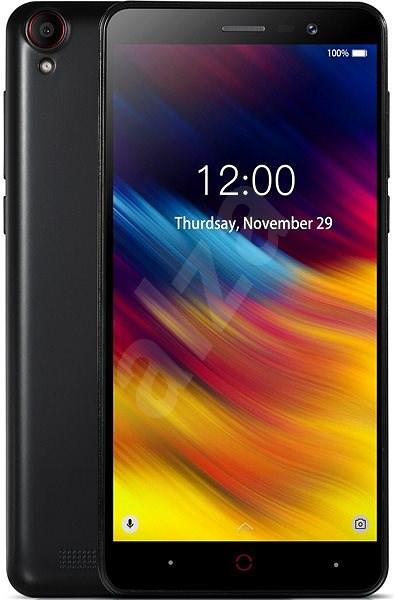 Doogee X100 DualSIM černá - Mobilní telefon