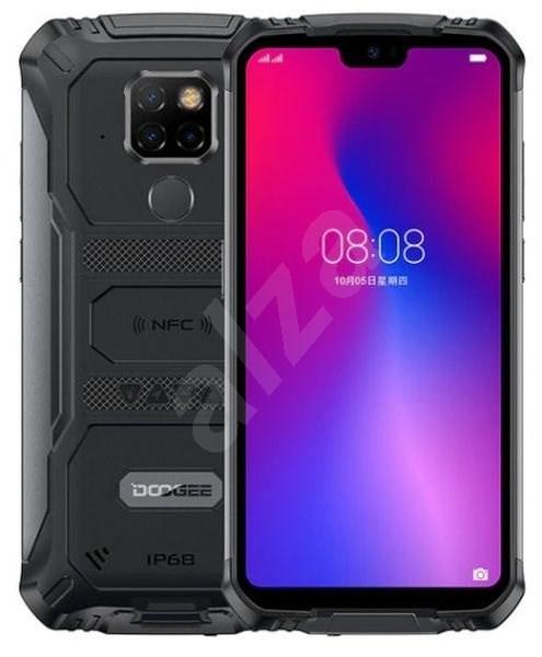 Doogee S68 PRO 128GB černá - Mobilní telefon