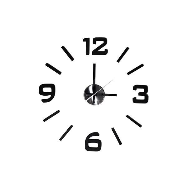 Stardeco Nástěnné nalepovací hodiny HM-10E002 - Hodiny