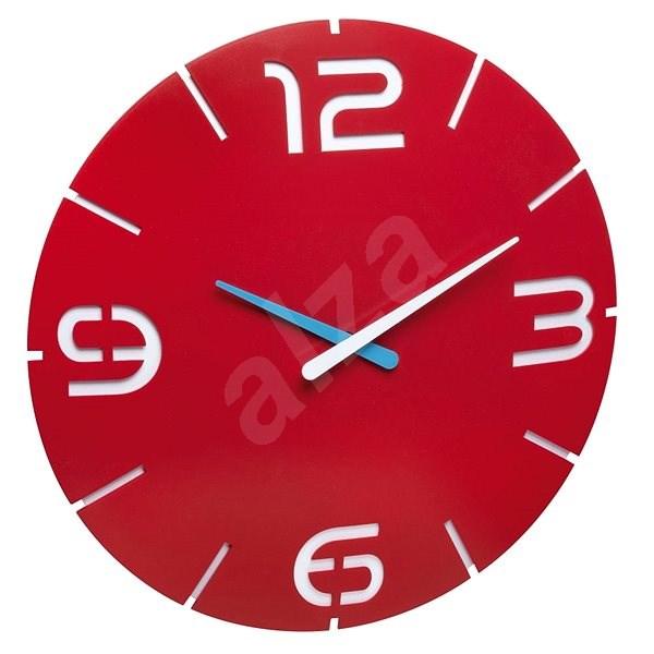 TFA 60.3047.05 CONTOUR - Nástěnné hodiny