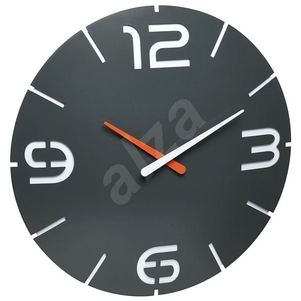 TFA 60.3536.10 CONTOUR - Nástěnné hodiny
