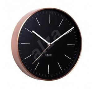 KARLSSON 5507BK - Nástěnné hodiny