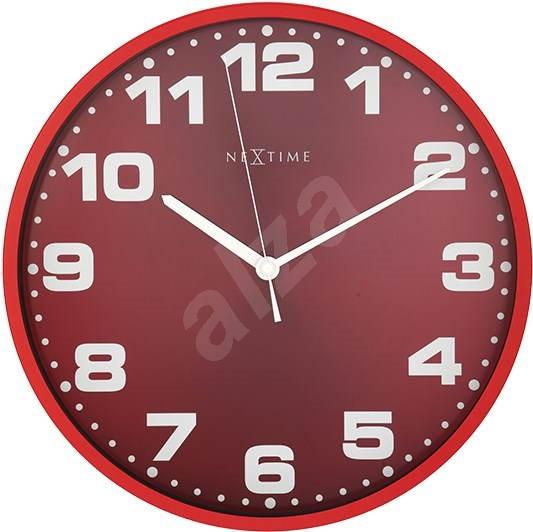 NEXTIME 3053RO - Nástěnné hodiny
