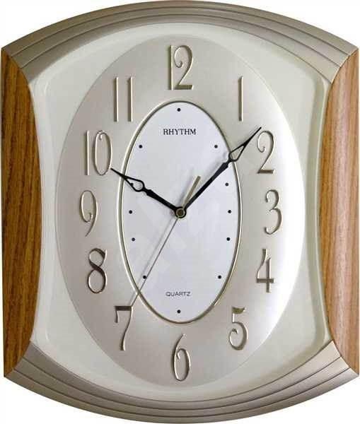 RHYTHM CMG856NR07 - Nástěnné hodiny