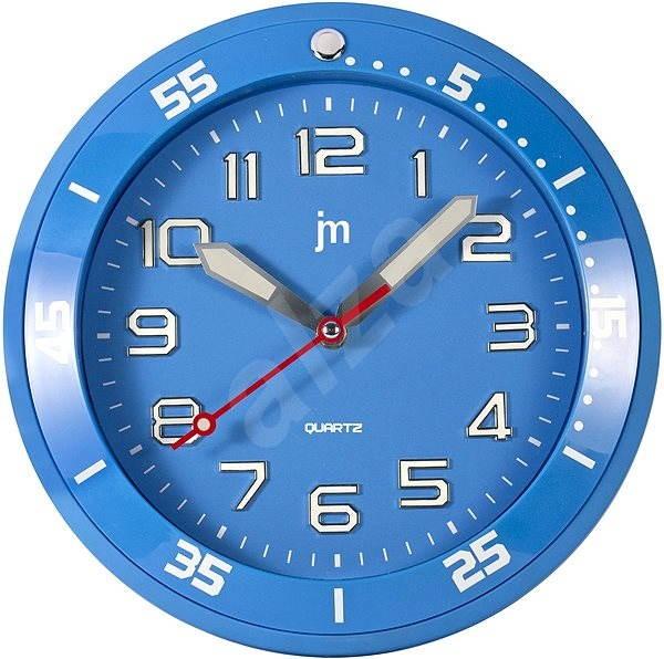 LOWELL 00711A - Nástěnné hodiny