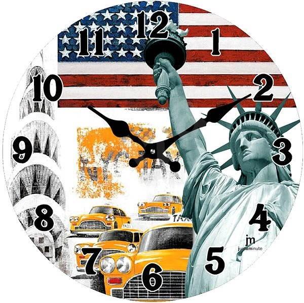 LOWELL 14849 - Wall Clock