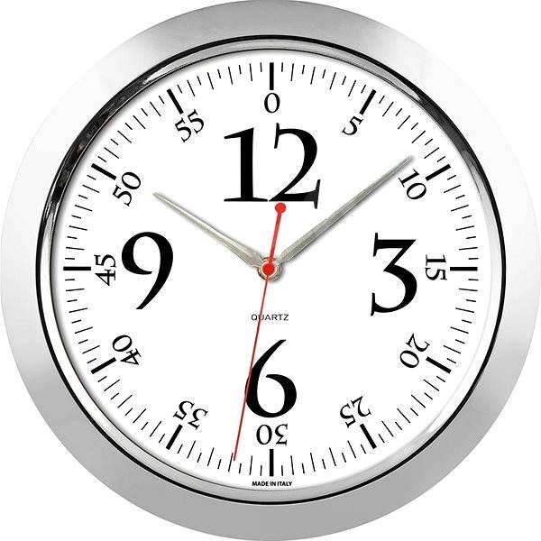 LOWELL 14943B - Nástěnné hodiny