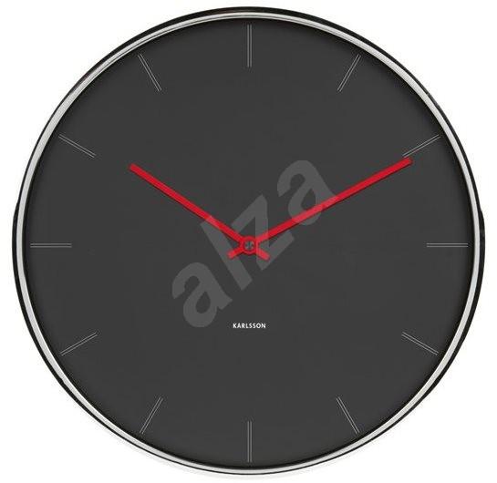 938f85fe636 KARLSSON 5643GY - Nástěnné hodiny