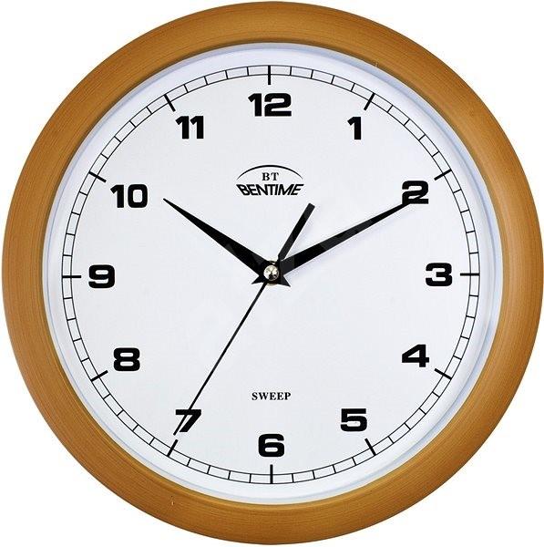 BENTIME H08-SW8047L - Nástěnné hodiny