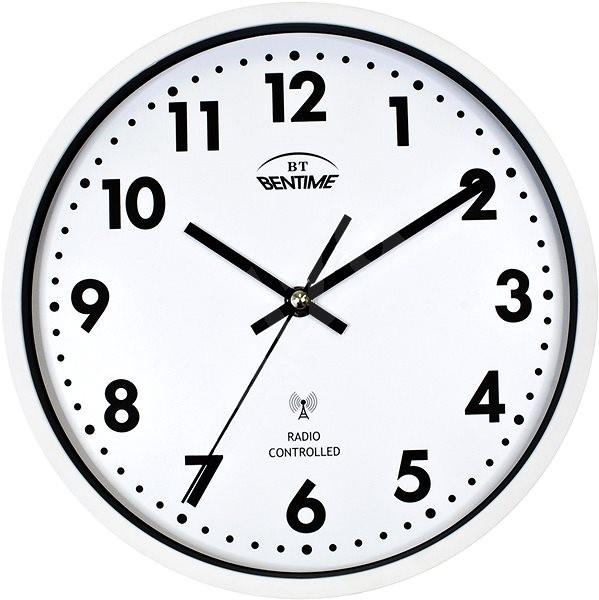 BENTIME H34-SW8011RW - Nástěnné hodiny