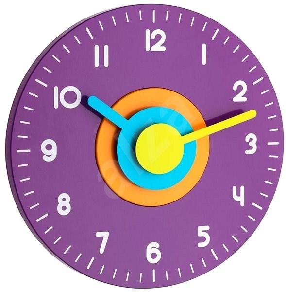TFA 60.3015.11 POLO  - Nástěnné hodiny