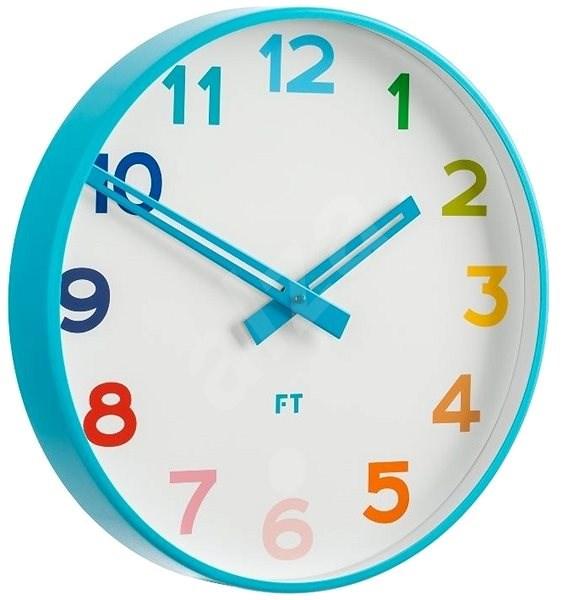 FUTURE TIME FT5010BL - Nástěnné hodiny