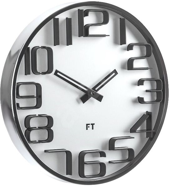 FUTURE TIME FT7010SI - Nástěnné hodiny