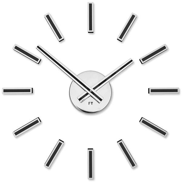 FUTURE TIME FT9400BK - Nástěnné hodiny