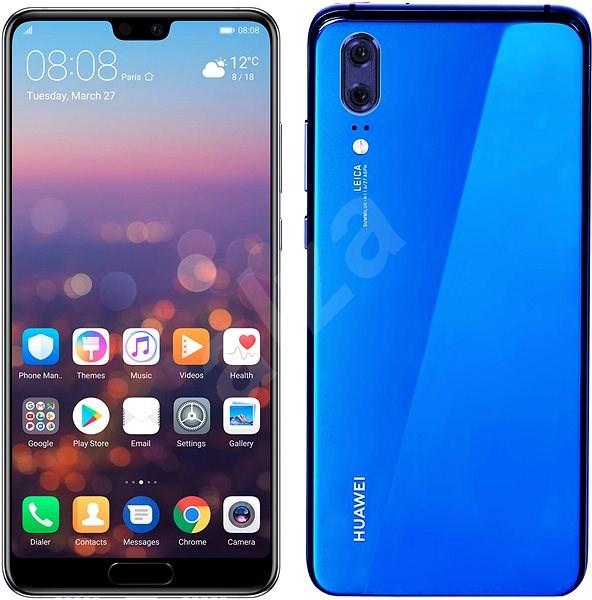 HUAWEI P20 Blue - Mobilní telefon