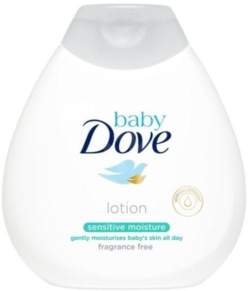 BABY DOVE Sensitive Hydratační 200 ml - Dětský tělový krém