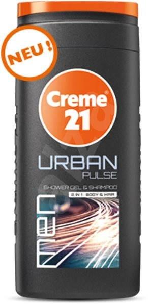 CREME 21 Urban Pulse - 250 ml - Pánský sprchový gel
