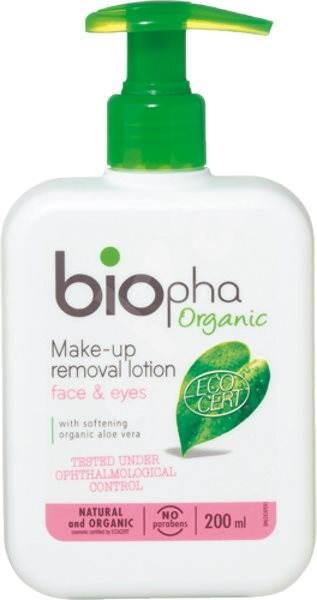 BIOPHA Make-up removal lotion 200 ml - Odličovač