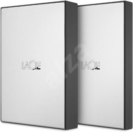 LaCie USB3.0 Drive 4TB - Externí disk