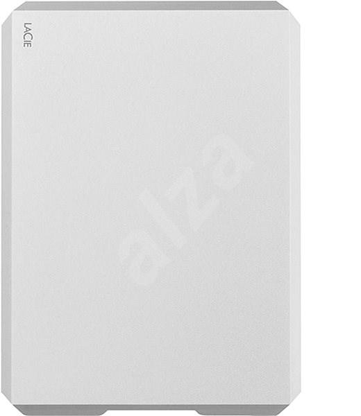 LaCie Mobile Drive USB 3.1-C 1TB stříbrný - Externí disk