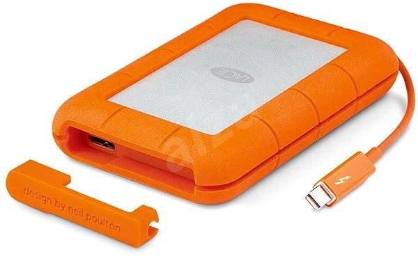 "LaCie 2.5"" Rugged 1TB Thunderbolt Series - Externí disk"