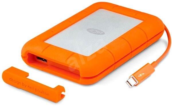 LaCie Rugged SSD 250GB Thunderbolt Series v2 - Externí disk
