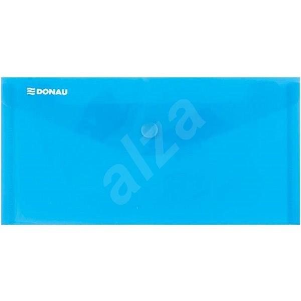 DONAU DL s drukem, modré - Spisové desky