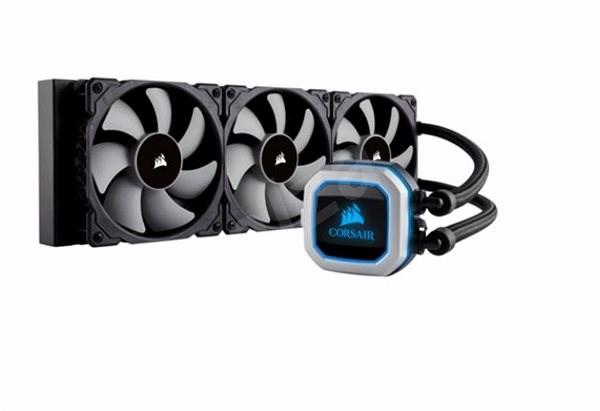 Corsair Cooling Hydro Series H150i Pro RGB - Vodní chlazení