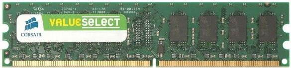 Corsair 1GB DDR2 667MHz CL5 - Operační paměť