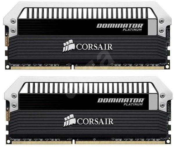 Corsair 8GB KIT DDR3 1866MHz CL9 Dominator Platinum - Operační paměť