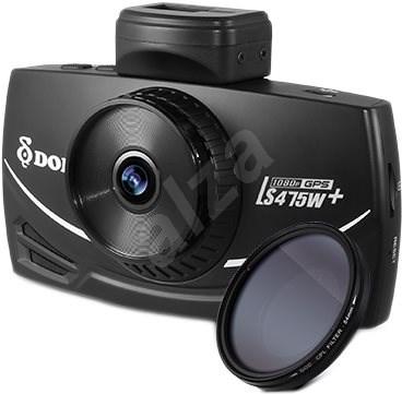 DOD LS475W+ - Kamera do auta
