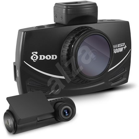 DOD LS500W+ - Kamera do auta