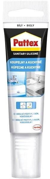PATTEX Koupelny a kuchyně - bílý 50 ml - Tmel