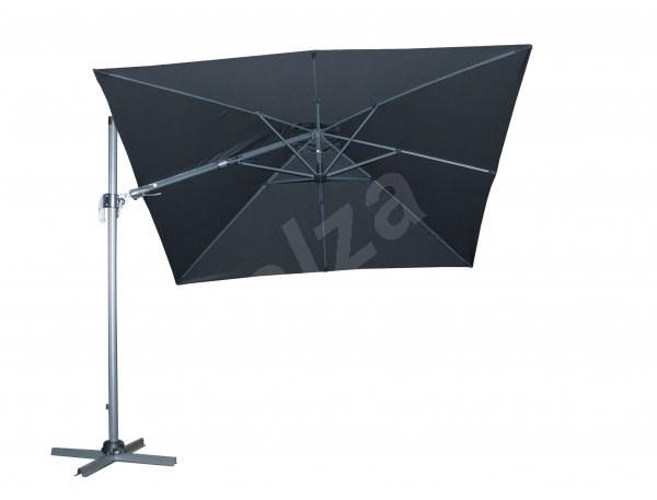 Doppler 250x250cm antracit - Slunečník