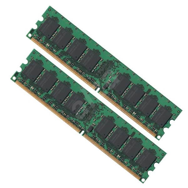 1cfd91f559 Patriot 2GB KIT DDR2 800MHz CL5 Signature Line - Operační paměť ...