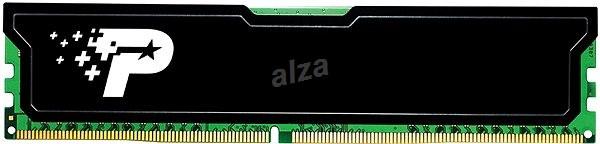 Patriot 4GB DDR4 2400Mhz CL17  Signature Line (16x256) s chladičem - Operační paměť