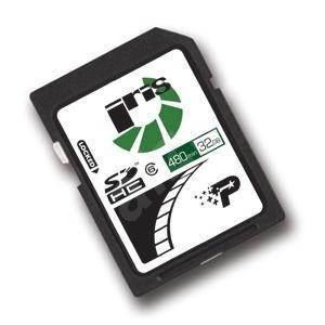 Patriot 32GB SDHC Class 6 IRIS Professional - Paměťová karta