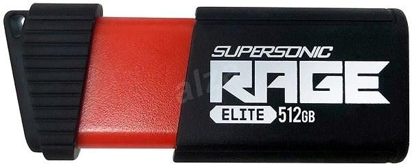 Patriot Supersonic Rage Elite USB3.1 512GB - Flash disk